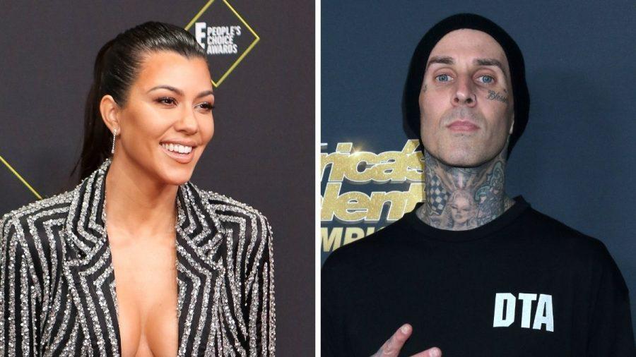 Kourtney Kardashian und Travis Barker: Verlobung?