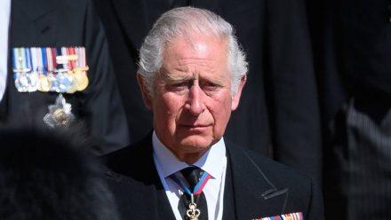 Prinz Charles mistet aus?