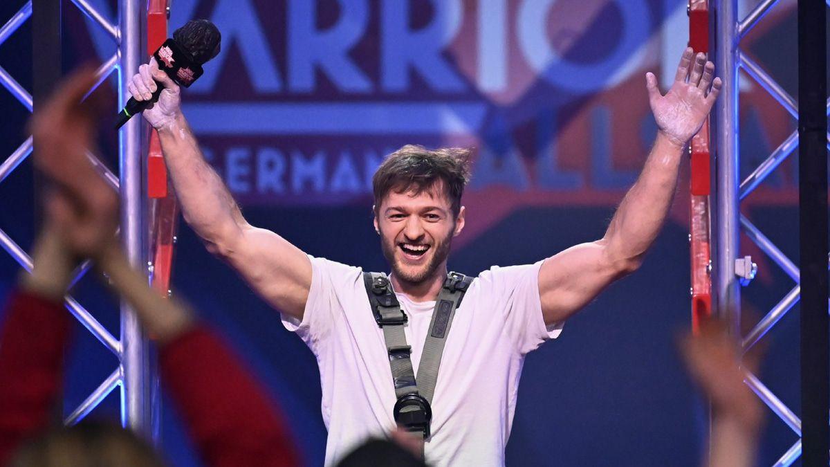 "Kim Marschner gewinnt ""Ninja Warrior Germany – Allstars"""