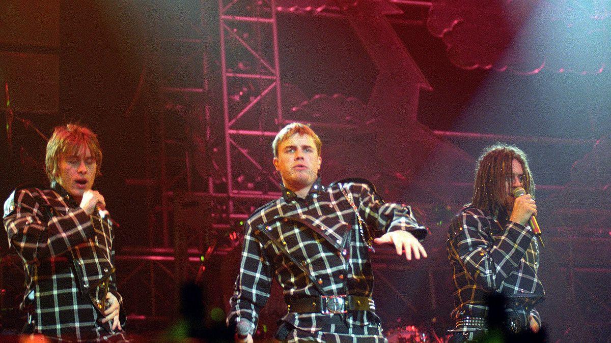 """Gary Barlow: """"Wir sind eine Gruppe glücklicher Typen!"""""""
