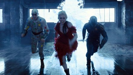 "Margot Robbie über den ""Doctor Who""-Star in ""The Suicide Squad"""