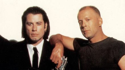 "John Travolta undBruce Willis: Erster gemeinsamer Dreh seit ""Pulp Fiction"""