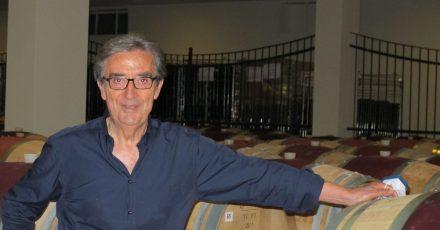 Riccardo Cotarella bringt Gefühl ins Glas.