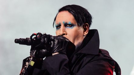 Marilyn Manson ist zahlreichen Vorwürfen ausgesetzt. (tae/spot)