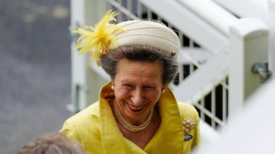 Prinzessin Anne am 17. Juni in Royal Ascot. (ncz/spot)