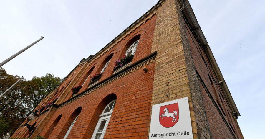 Das Amtsgericht in Celle.