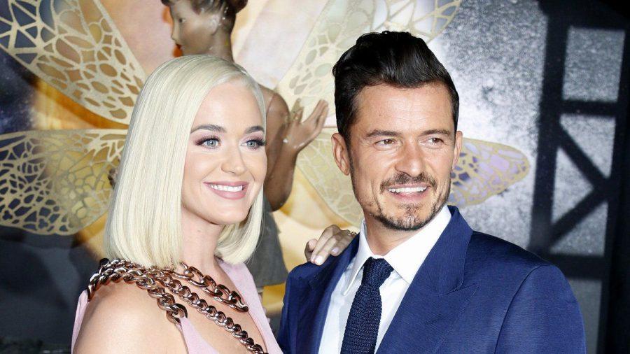 Katy Perry und Orlando Bloom sind seit August 2020 Eltern einer Tochter.  (aha/spot)