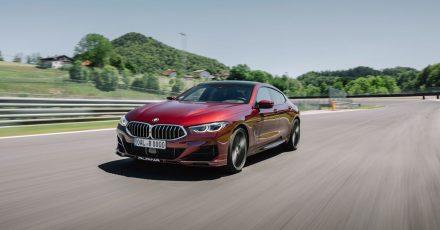 Veredelter Bayer: Hersteller Alpina bringt mit dem B8 seine eigene Vision vom BMW 8er Gran Coupé auf die Straße.