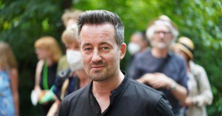 "Regisseur Christian Schwochow kommt zur Premiere des Films ""Je suis Karl""."