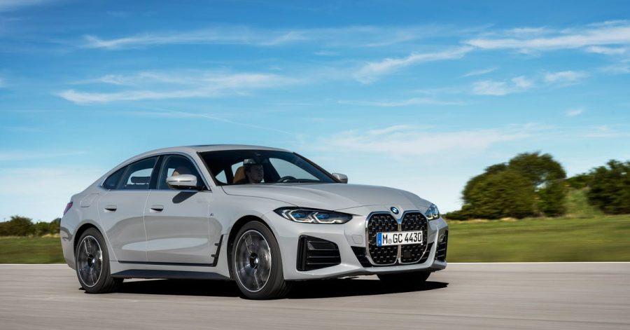 Vierer mit vier Türen: Auch in zweiter Generation bringt BMW wieder ein Gran Coupé vom Vierer an den Start.