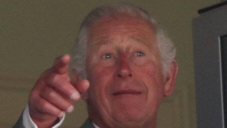 Prinz Charles vor wenigen Tagen beim Pferderennen Royal Ascot. (dr/spot)