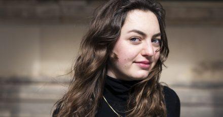 Dana Vowinckel, Berliner Autorin, gehört zu den 14 Autoren und Autorinnen aus Deutschland, Österreich und der Schweiz beim Bachmannpreis 2021 (undatierte Aufnahme).