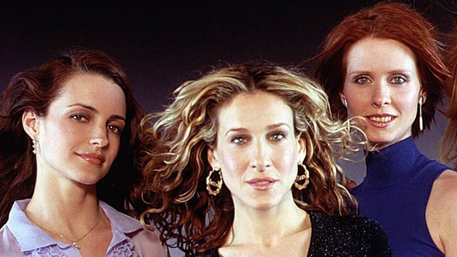 "Diese drei ""Sex and the City""-Stars sind bei  ""And just like that..."" dabei (v.l.): Kristin Davis, Sarah Jessica Parker und Cynthia Nixon. (ili/spot)"