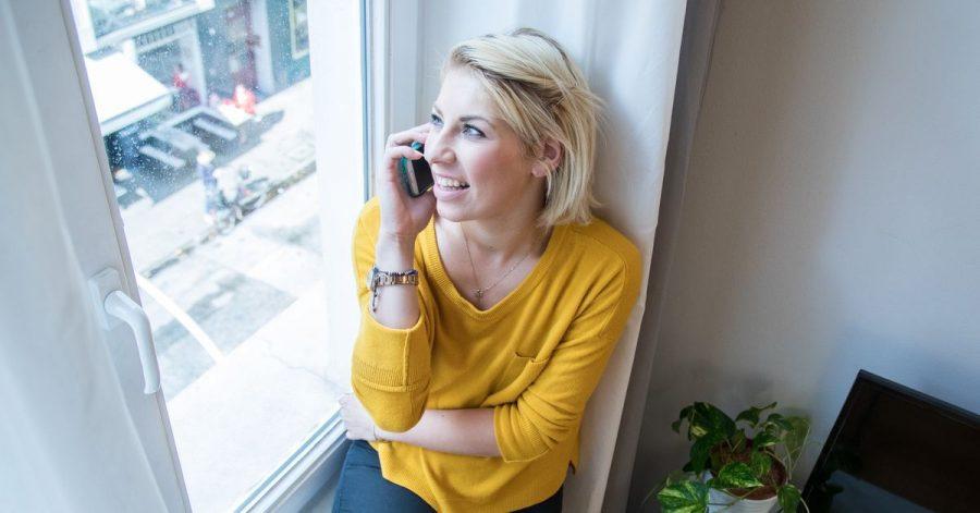 Kann das Telefon schon im 4G-Netz funken? Die meisten Smartphones haben da kein Problem. Einige ältere Modelle schon.