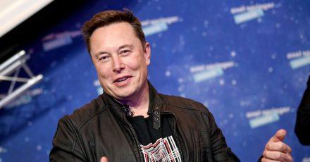 Elon Musk, Tesla-CEO, wird 50.
