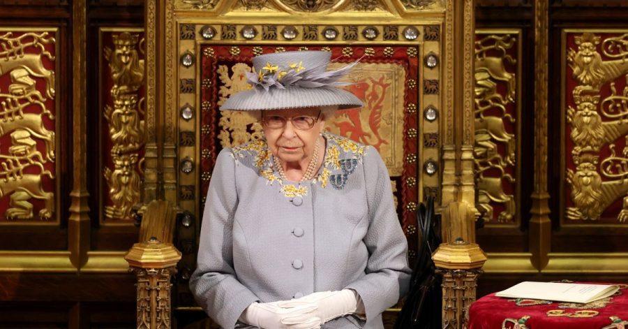Die britische Königin Elizabeth II. erwartet  hohen Besuch aus den USA.