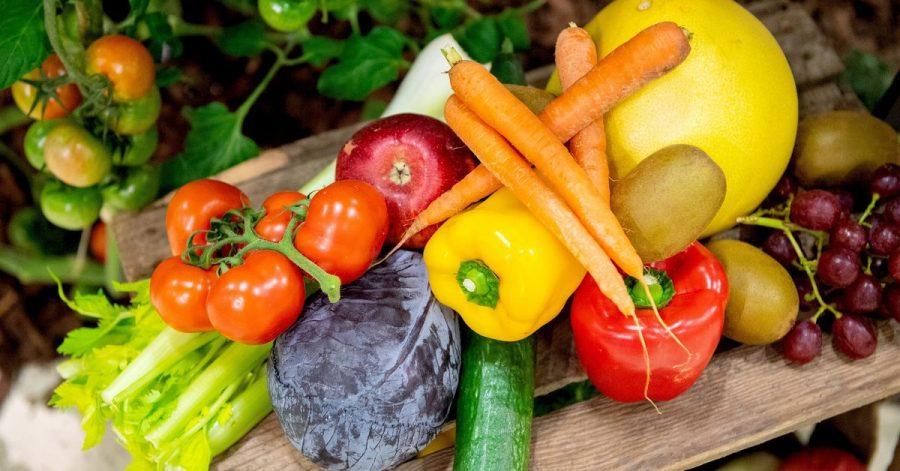 Beim Abnehmen spielt die gesunde Ernährung eine wichtige Rolle.