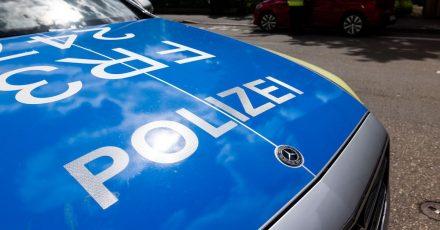 Die Polizei Frankfurt ermittelt nach einem Schuss.