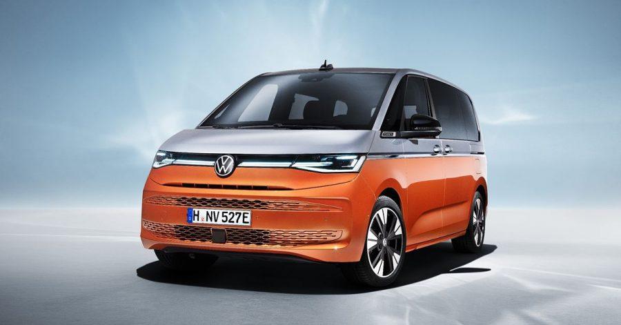 Siebter Streich: VW startet die neue Generation vom Multivan zu Preisen ab etwa 45 000 Euro.