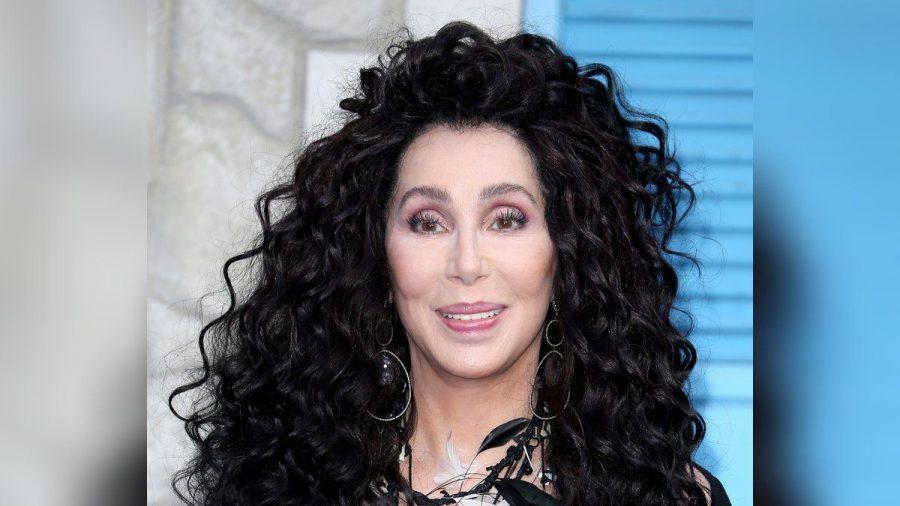 """Cher auf der """"Mamma Mia""""-Premiere in London 2018. (nra/spot)"""