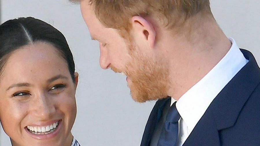 Prinz Harry und Herzogin Meghan sind in Elternzeit (hub/spot)