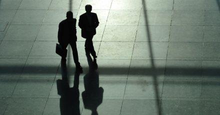 Vorstandsmitglieder börsennotierter Jungunternehmen sind in der Regel männlich.