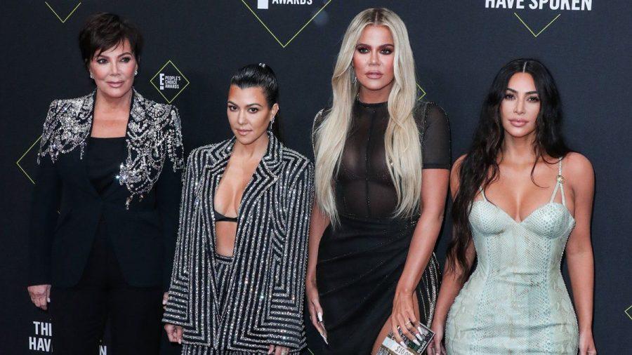 Die Kardashians standen seit 2007 für ihre Reality-TV-Show vor der Kamera.  (aha/spot)