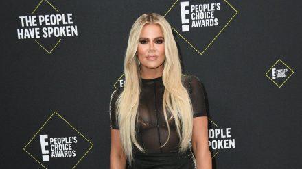 Khloé Kardashian wird am 27. Juni 37 Jahre alt. (tae/spot)