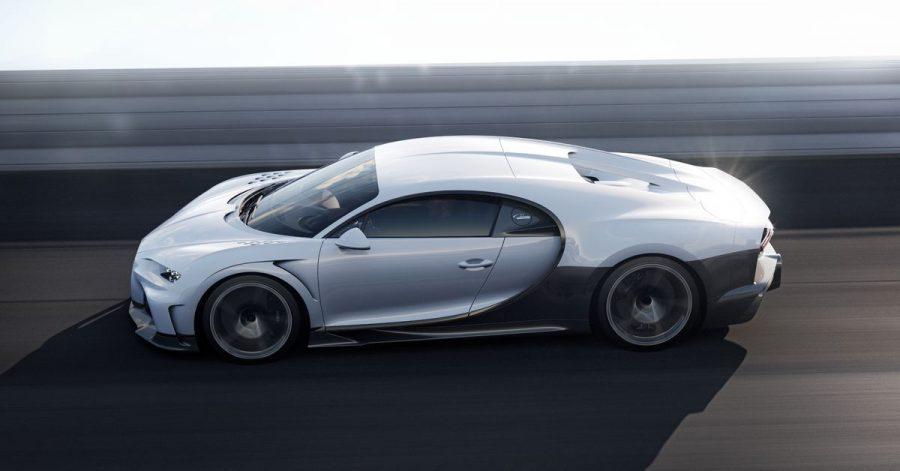 Schon Rakete oder noch Sportwagen? Der Bugatti Chiron Super Sport schafft maximal 440 km/h.