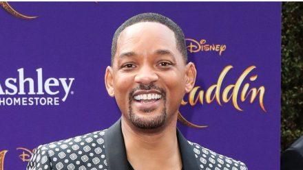 """Will Smith auf der Premiere des Disney-Films """"Aladdin"""" im Jahr 2019.  (nra/spot)"""
