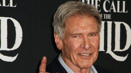 Harrison Ford 2020 auf dem roten Teppich (mia/spot)