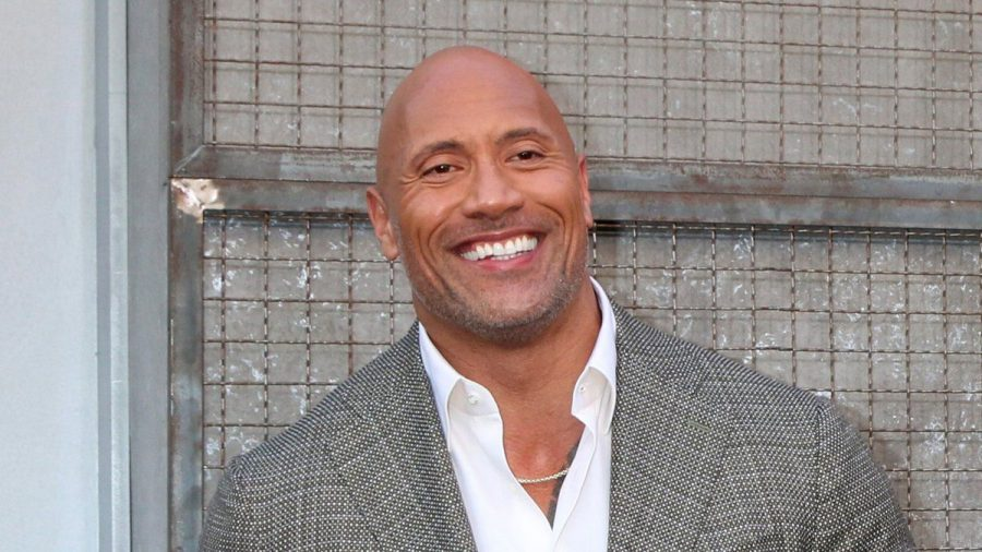 "Dwayne ""The Rock"" Johnson während eines Events in Los Angeles (wue/spot)"
