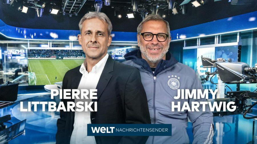 Pierre Littbarski und Jimmy Hartwig sind die Welt-Experten für die Fußball-Europameisterschaft. (obr/spot)