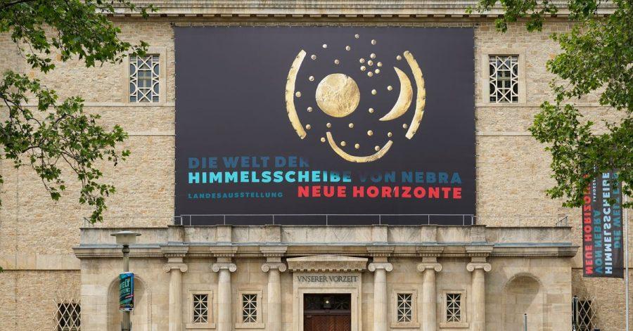 Das Landesmuseum Halle lädt ein in «Die Welt der Himmelsscheibe von Nebra».