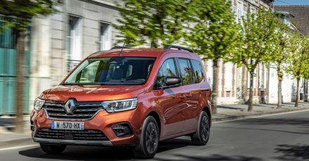 Viel Raum auf Fahrt: Geräumige Hochdachkombis wie der neue Renault Kangoo finden sowohl im Handwerk als auch bei Familien Zuspruch.