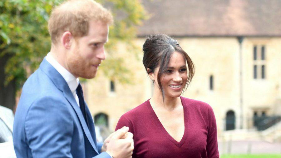Prinz Harry und Herzogin Meghan sind seit dem 4. Juni zweifache Eltern. (stk/spot)