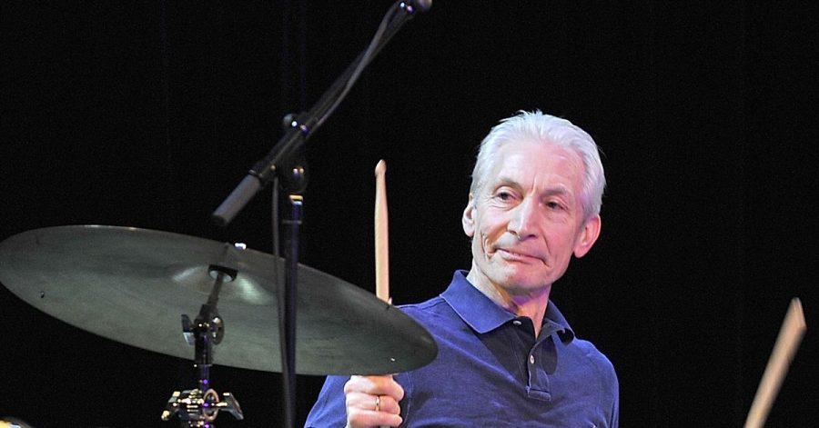 Charlie Watts, Schlagzeuger der Rolling Stones, wird 80.