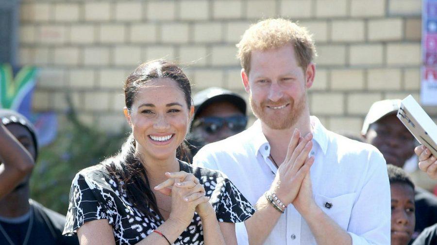 Prinz Harry und Herzogin Meghan sind seit 4. Juni Eltern von zwei Kindern (stk/spot)