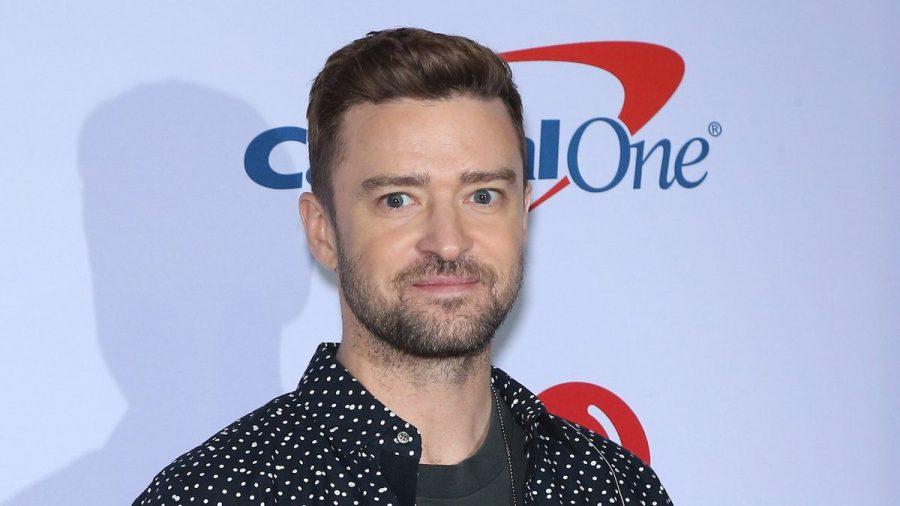 Justin Timberlake liebt es, Vater zu sein. (jru/spot)