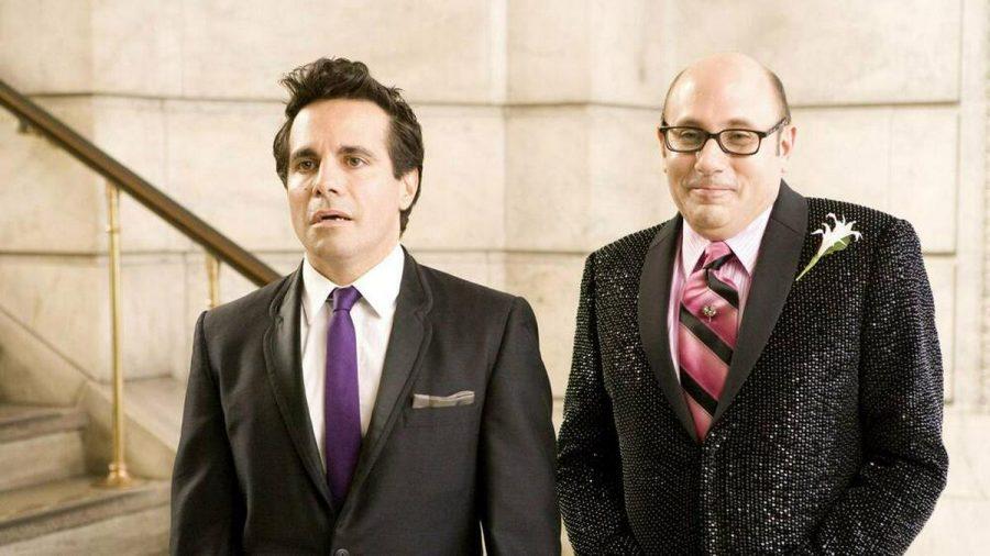 Willie Garson (r.) alias Stanford Blatch und Mario Cantone alias Anthony Marantino sind im Reboot zu sehen. (amw/spot)