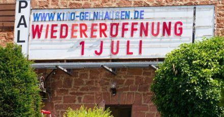 Die Kinos in Deutschland öffnen wieder.