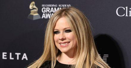 Avril Lavigne und Tony Hawk kommen zusammen gut an.