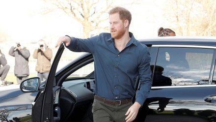 Prinz Harry soll zeitweise wieder in Windsor wohnen (hub/spot)