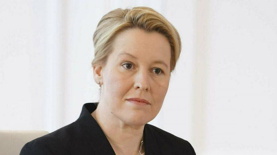 Franziska Giffey trat im Mai als Familienministerin zurück. (aha/spot)