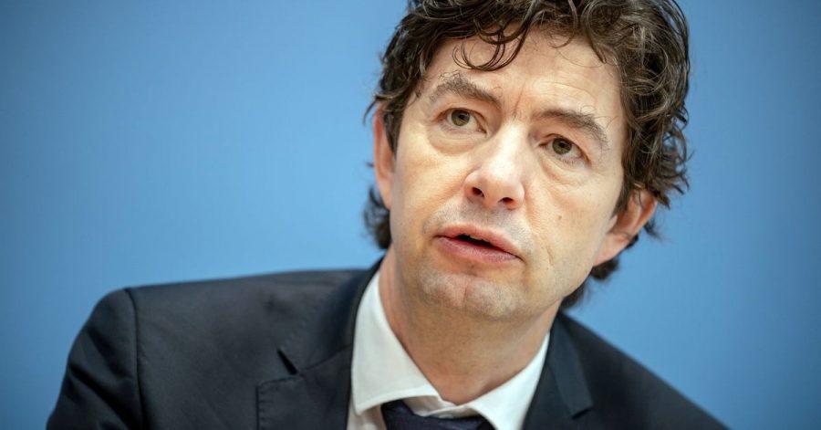 Christian Drosten, Direktor Institut für Virologie, Charité Berlin.