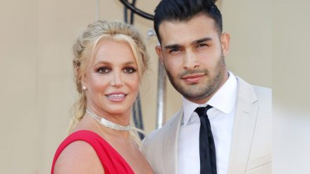 Britney Spears kann sich der Unterstützung von Sam Asghari sicher sein. (mia/spot)
