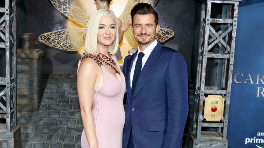 Katy Perry und Orlando Bloom bei einer Serien-Premiere in Hollywood 2019. (nra/spot)