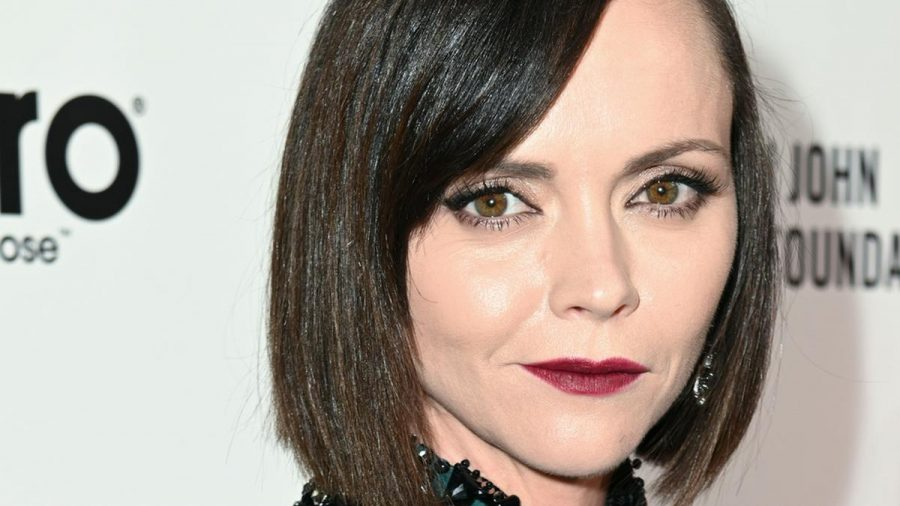 Christina Ricci bei Elton Johns AIDS Foundation Party in Los Angeles, 2020. (aha/spot)