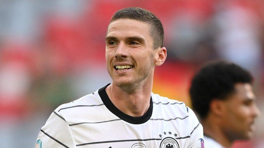 Robin Gosens beweist aktuell als Spieler der deutschen Nationalmannschaft sein fußballerisches Können. (jru/spot)