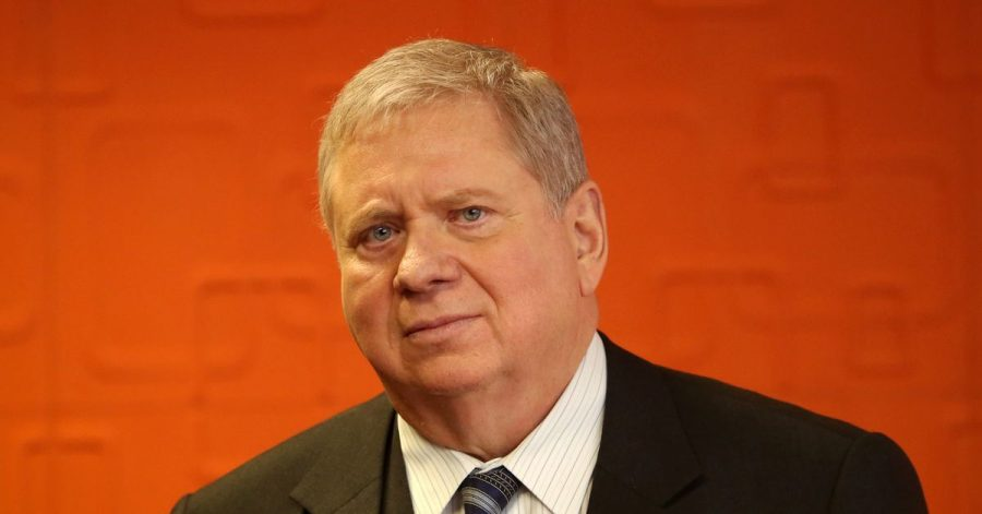 Der Schauspieler Rainer Hunold gibt seit Jahren schon regelmäßig den «Staatsanwalt».